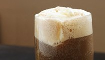 Cool Down at Hoppy Monk with Adult Ice Cream Floats