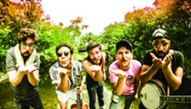 Austin's Whiskey Shivers to Play Paper Tiger