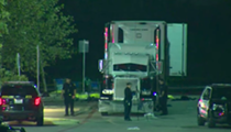 SAPD Finds 8 People Dead, 20 in 'Critical' Condition Inside Parked Semi Truck