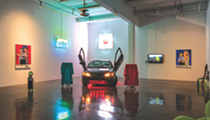 Artpace Residents Tackle Toxic Waste, Troubling Histories and EDM Puppetry