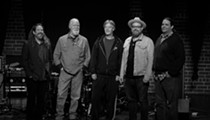 Widespread Panic Guitarist Jimmy Herring Talks about His New Touring Band The Invisible Whip and His Love for Texas