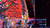 Guns N' Roses Play Longest Show Ever at Alamodome