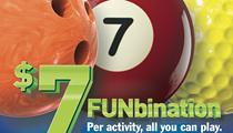FUNbination Kicks Off at Main Event