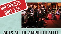 Arts at the Amphitheater | The Nash Hernandez Orchestra