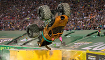 Start Your Engines, San Antonio: Monster Jam Tickets Now On Sale