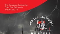 Dracula Fest: Romanian Food Festival