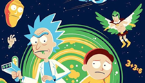 Get Schwifty with <i>Rick and Morty</i>-Inspired Art Show on St. Mary's Strip