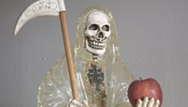 A Deathly Icon Emerges From the Shadows in the Documentary 'Santa Muerte: A Folk Saint in Texas'