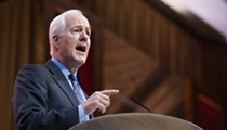 Sen. Cornyn Is Not Entirely Opposed To Banning an Accessory That Makes Guns More Deadly