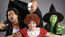 Forbidden Broadway Mashes Award-winning Shows for Cabaret Production
