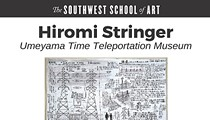 """Umeyama Time Teleportation Museum"" by Hiromi Stringer"