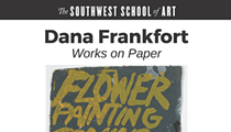 """Works on Paper"" by Dana Frankfort"