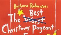 <em>The Best Christmas Pageant Ever</em>