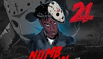 21 Savage Numb The Pain Tour