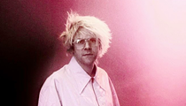 Don't Miss Ariel Pink's Psycho-Sexiness at Paper Tiger