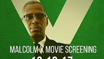 Malcolm X Movie Screening