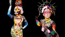 Texas Body Paint Competition
