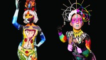 10th Annual Texas Body Paint Competition Showcases Live Canvases