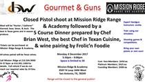 Gourmet & Guns