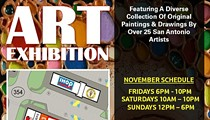 San Antonio Artists Collective Art Exhibition
