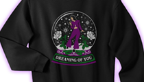 Someone Made a Selena Christmas Sweater And We Can't Even