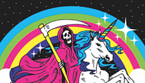 Escape Reality at This Unicorn-Themed Art Show at Brick