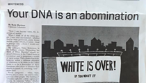 """Texas State Student Newspaper Apologizes for """"White Death"""" Editorial"""