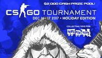 SAN LAN <em>CS: Go</em> Tournament Holiday Edition