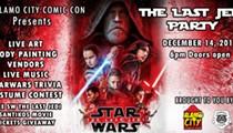 <i>The Last Jedi</i> Party
