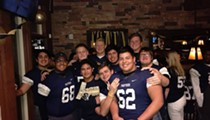 O'Connor Football Team Threw a Surprise Bash for Fan After Nobody Showed Up to His Birthday Party