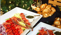 There's Still Time to Reserve Your Christmas Dinners and Brunches