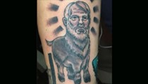 This Puro San Antonio Guy Got a Tattoo Inspired by The GOAT Coach Pop