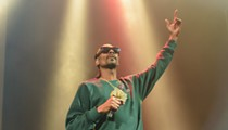 Snoop Dogg Smoked Out The Aztec, Obviously