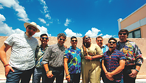 Houston-Based The Suffers Taking Paper Tiger to Soul Town