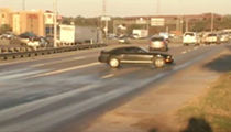 Store Sprinklers Left on Overnight Create Icy Patch Off I-10, Cause Multiple Accidents