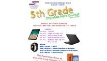 San Antonio City-wide 5th Grade Math Contest