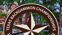 6th Texas Backgammon Championships
