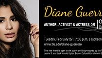 TLU Welcomes Diane Guerrero
