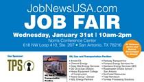 JobNewsUSA.com San Antonio Job Fair