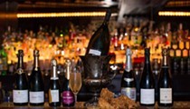 Fried Chicken & Champagne Night