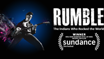 Native Film Series Rumble: The Indians Who Rocked the World