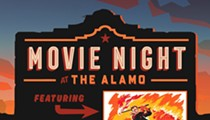 Movie Night at the Alamo - The Alamo (1960)