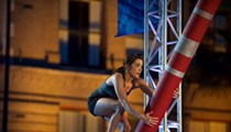 San Antonio's American Ninja Warrior Star Signs with WWE