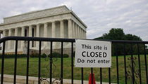 The Federal Government Has Shut Down