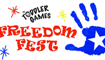 The Toddler Games - Freedom Fest 2018