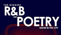 R&B and Poetry Show