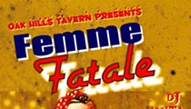 Femme Fatale (Last) Fridays hosted by DJ Mighty Iris (special guest DJ AnitaBoogie)