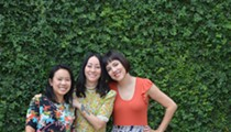 Three Asian-American Women Explore Culture and Identity Chinese New Year Pop-Up in San Antonio