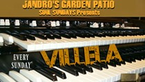 Villela Soul Sundays @ Jandro's Garden Patio