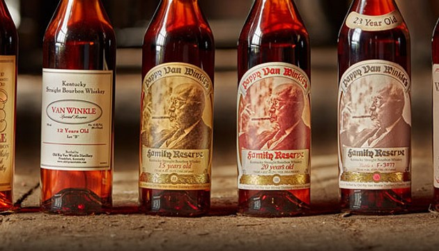 WB Liquors Auctions Rare Pappy Van Winkle Bourbon to Benefit San Antonio and Bryan Food Banks
